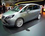 Обновленный Opel Zafira tourer
