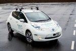 Nissan Leaf: 370 км без водителя