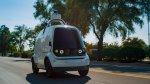 В США заработает доставка роботами без участия человека