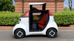 Будущее городских автомобилей: беспилотник весом в полтонны (фото)